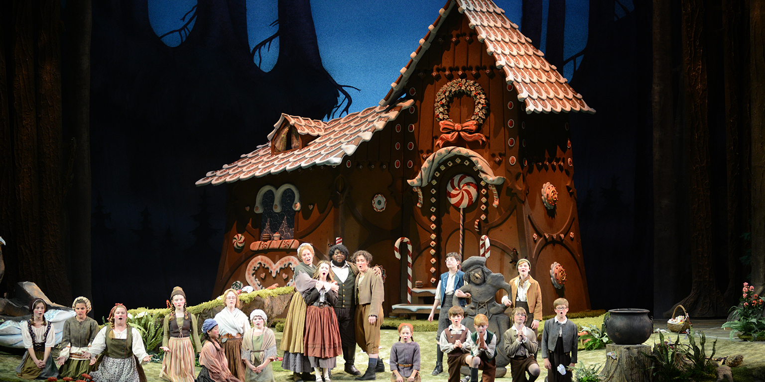 Hansel and Gretel: Indianapolis: Productions: Opera and Ballet