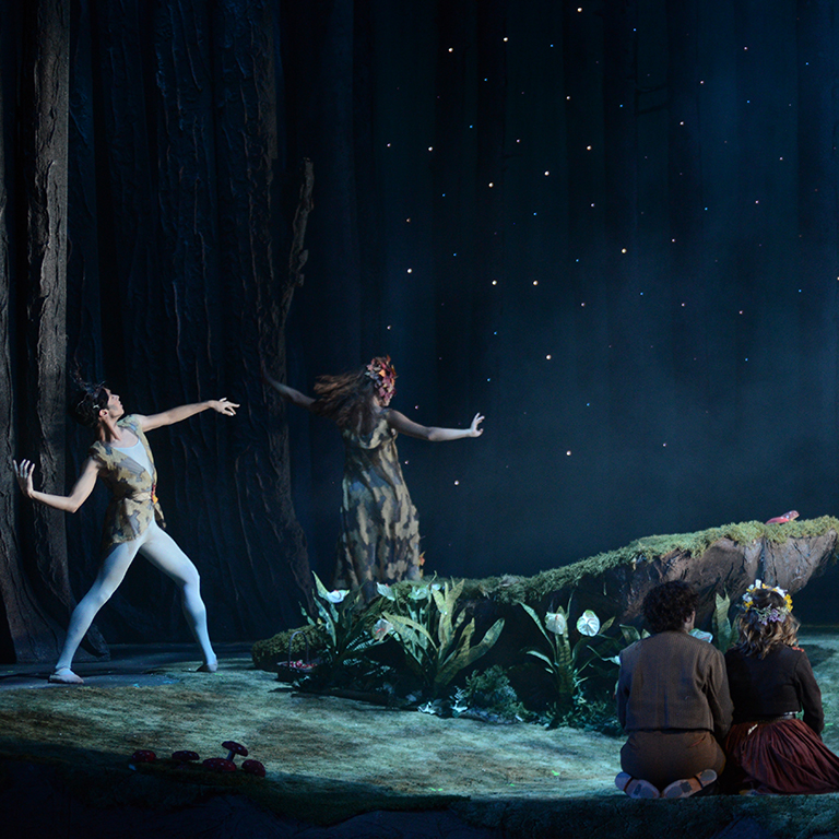 Hansel and Gretel: Productions: Opera and Ballet Theater ...
